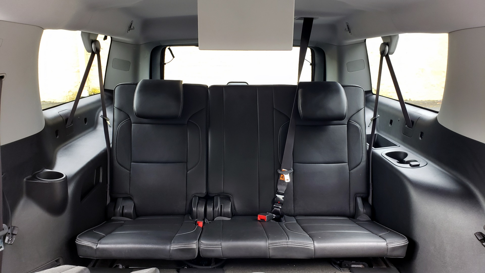 Used 2017 GMC YUKON XL DENALI 4WD / NAV / SUNROOF / ENT / 3-ROWS / BOSE / REARVIEW for sale Sold at Formula Imports in Charlotte NC 28227 73