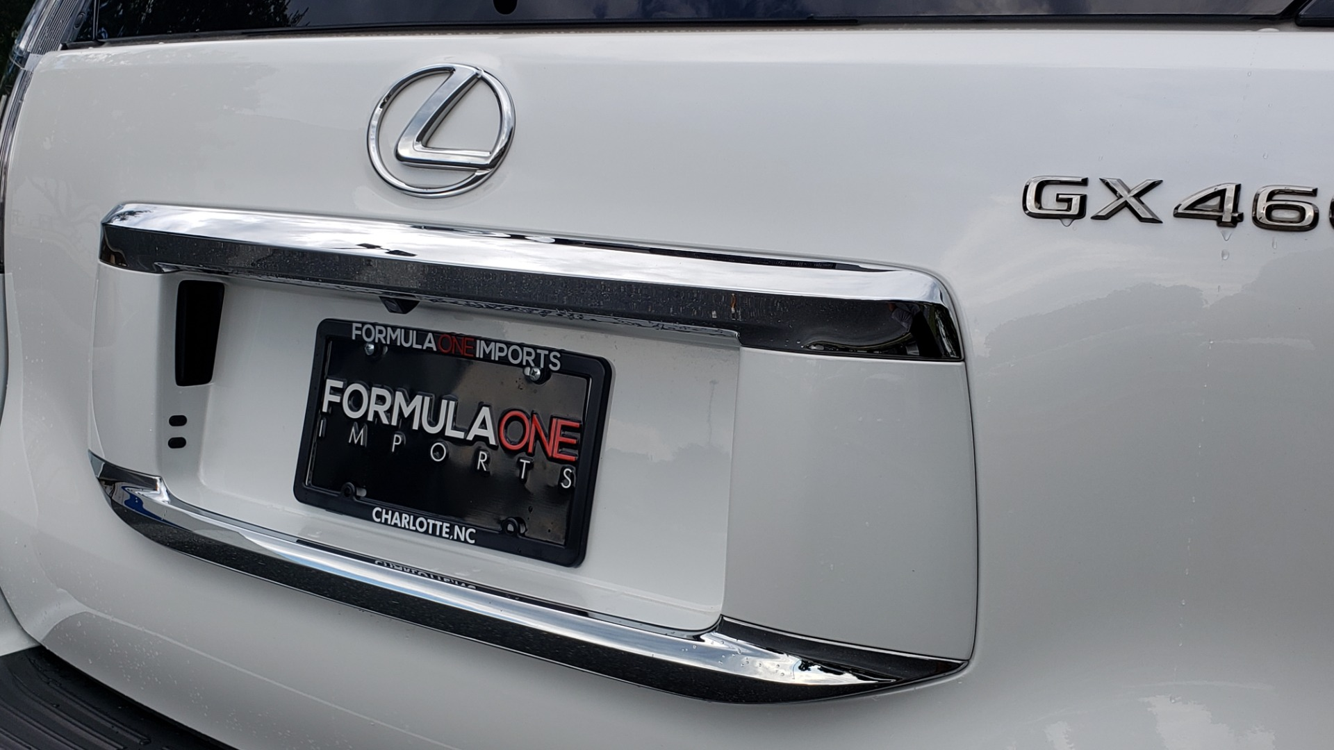 Used 2019 Lexus GX GX 460 for sale Sold at Formula Imports in Charlotte NC 28227 34