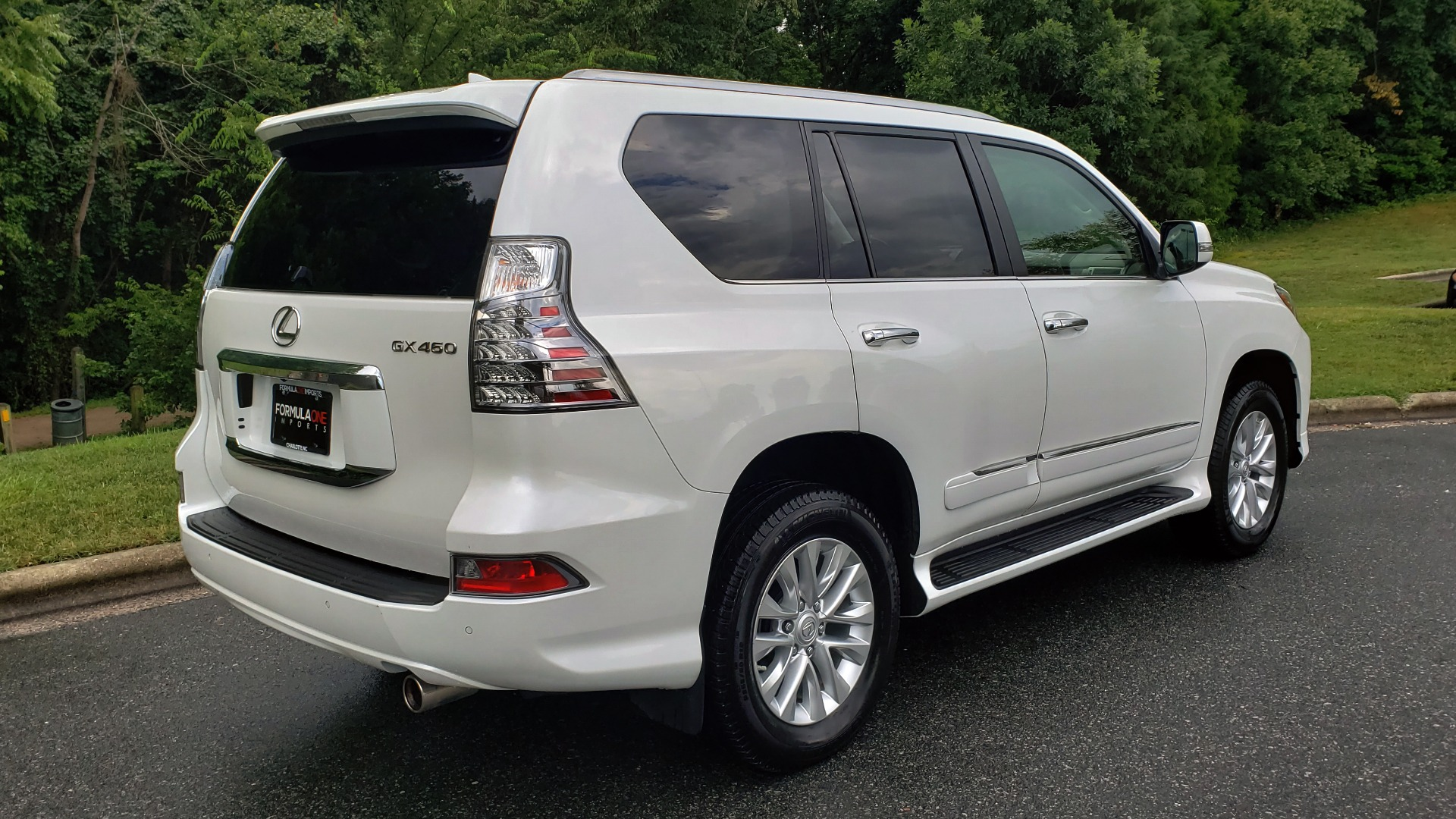 Used 2019 Lexus GX GX 460 for sale Sold at Formula Imports in Charlotte NC 28227 8