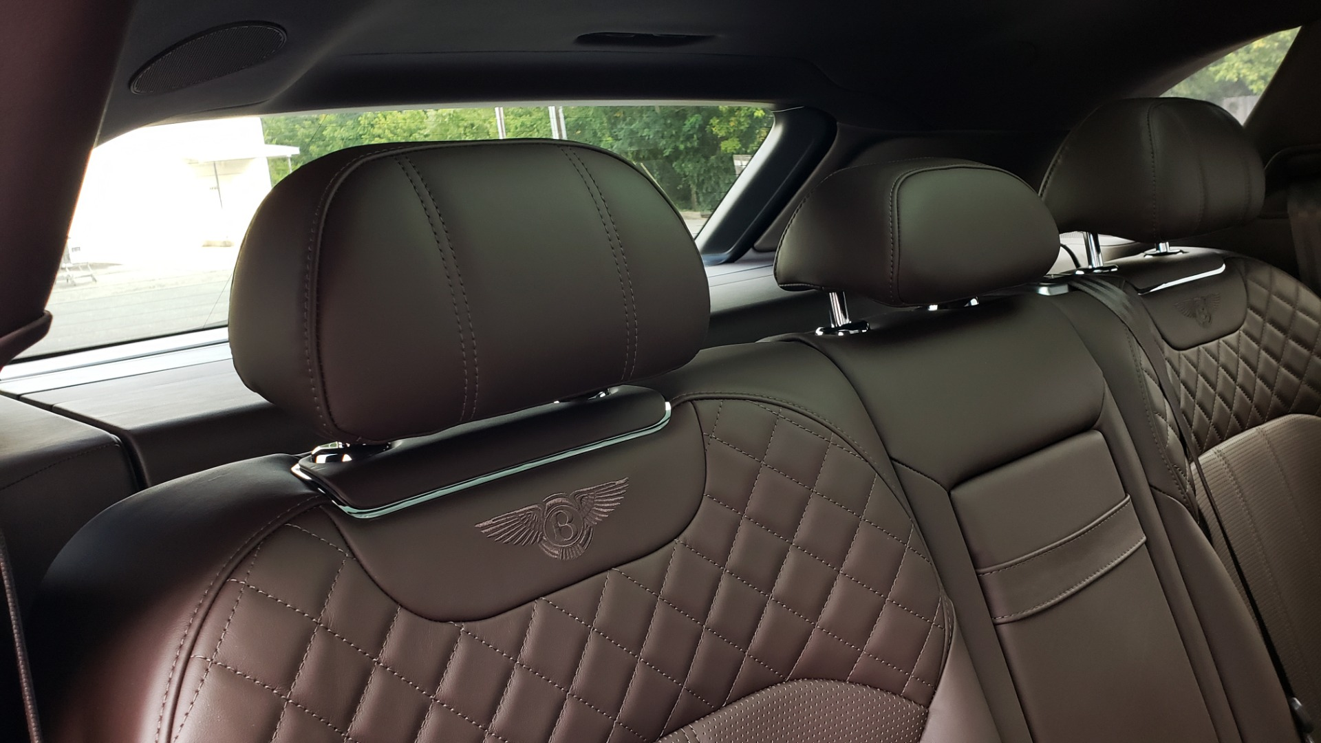 Used 2017 Bentley BENTAYGA W12 600HP / NAV / HTD SEATS / PANO-ROOF / REARVIEW for sale Sold at Formula Imports in Charlotte NC 28227 98