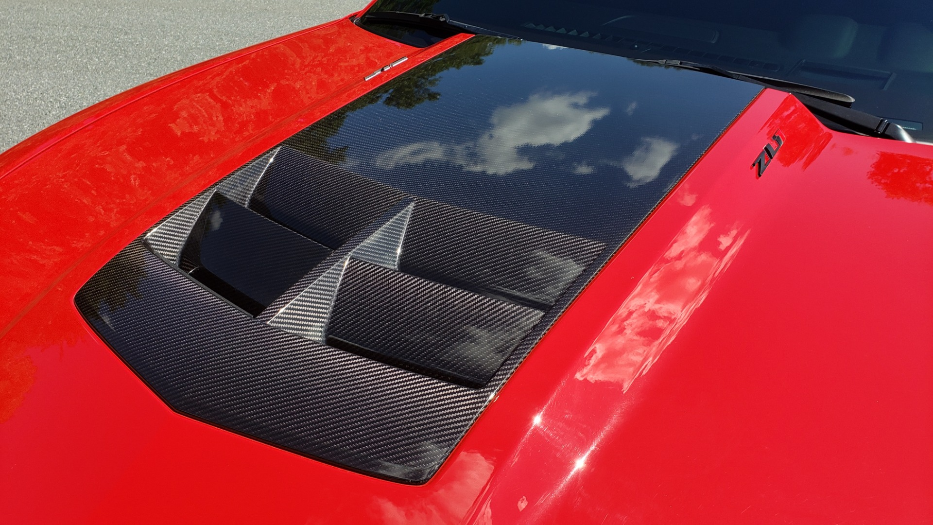 Used 2013 Chevrolet CAMARO ZL1 580HP / AUTO / NAV / BOSTON ACOUSTIC SND / REARVIEW for sale $40,995 at Formula Imports in Charlotte NC 28227 13