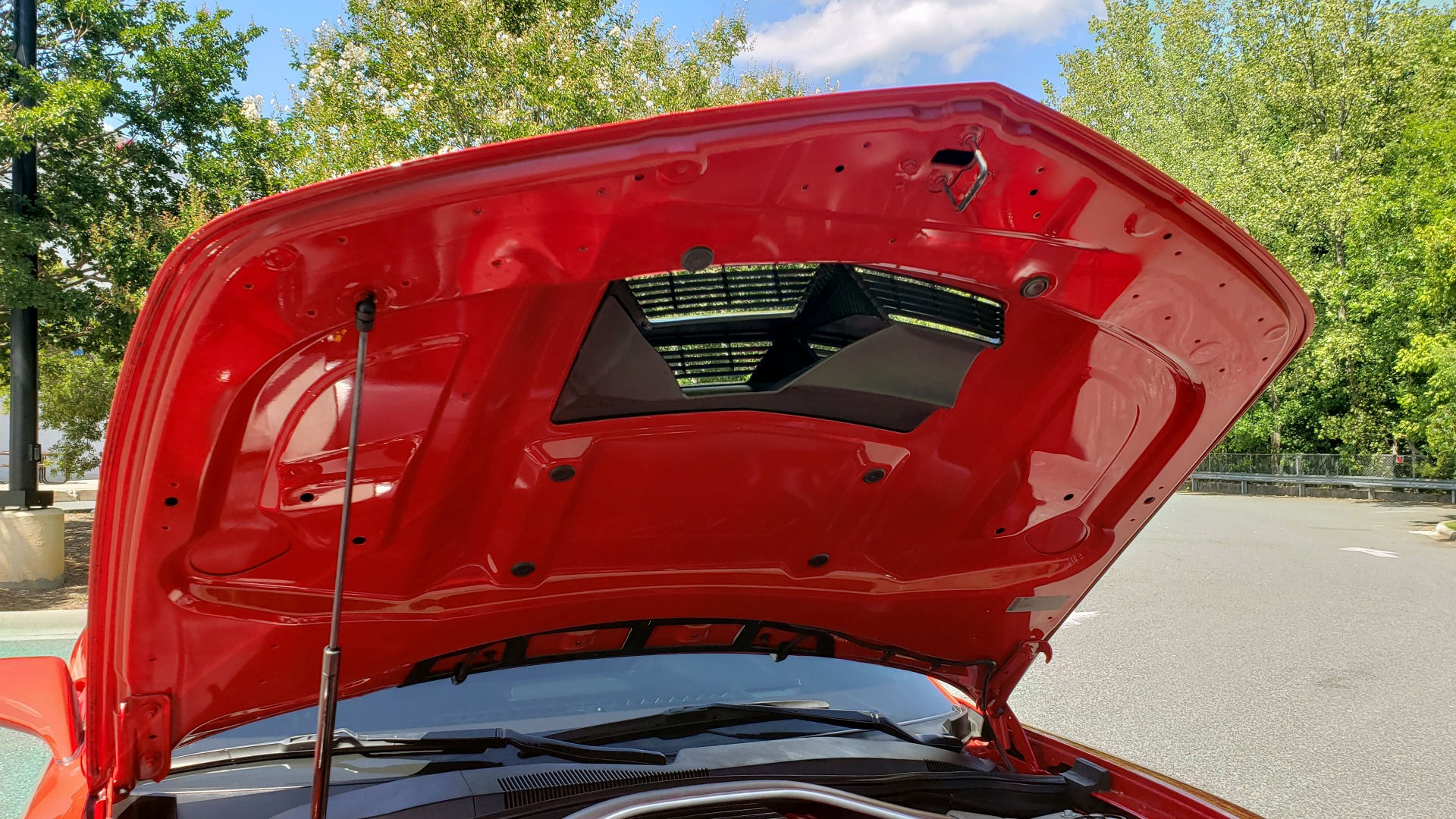Used 2013 Chevrolet CAMARO ZL1 / 6.2L SUPERCHARGED 580HP / 6-SPD AUTO / NAV / REARVIEW for sale Sold at Formula Imports in Charlotte NC 28227 23