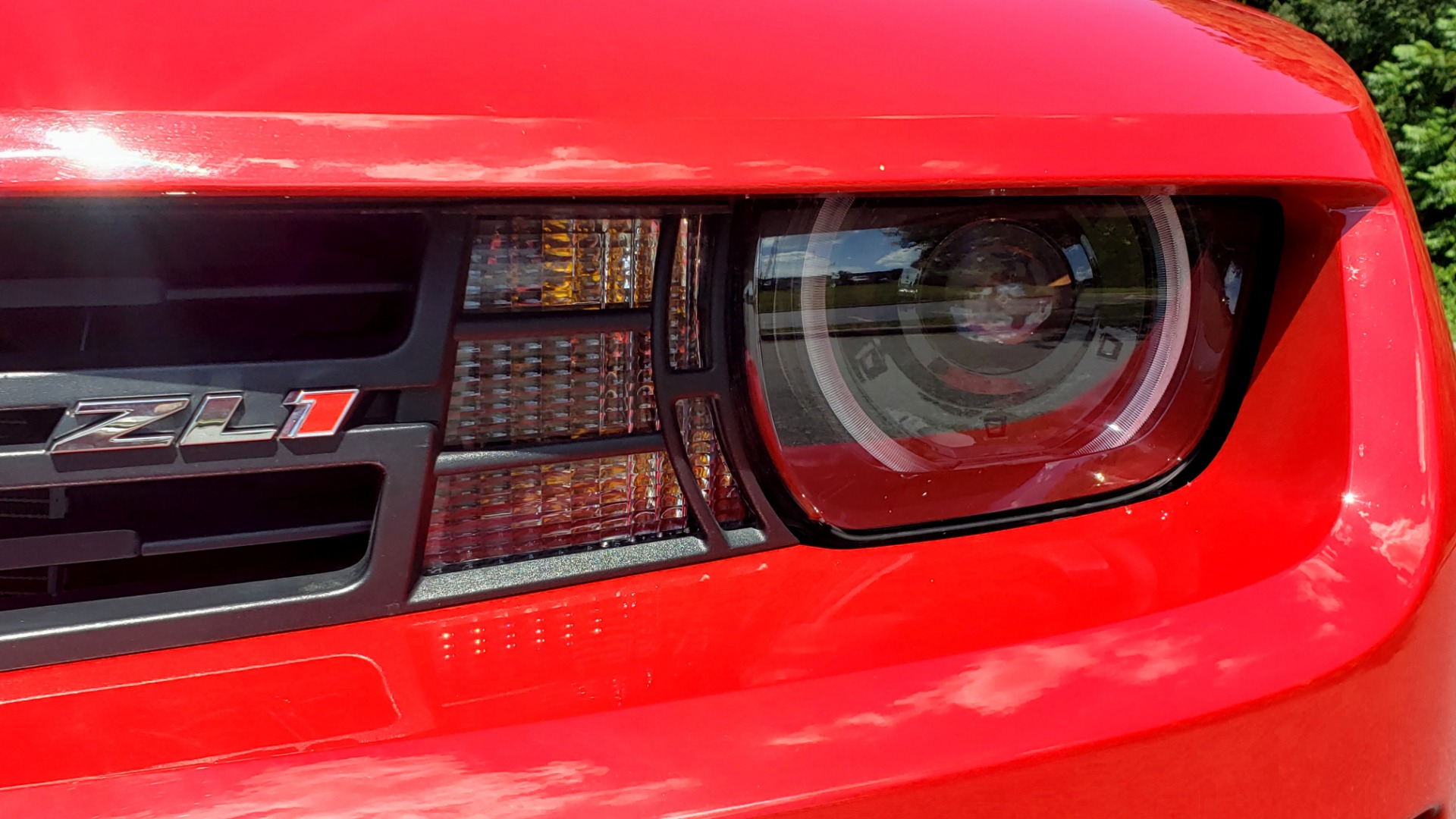 Used 2013 Chevrolet CAMARO ZL1 580HP / AUTO / NAV / BOSTON ACOUSTIC SND / REARVIEW for sale $40,995 at Formula Imports in Charlotte NC 28227 33