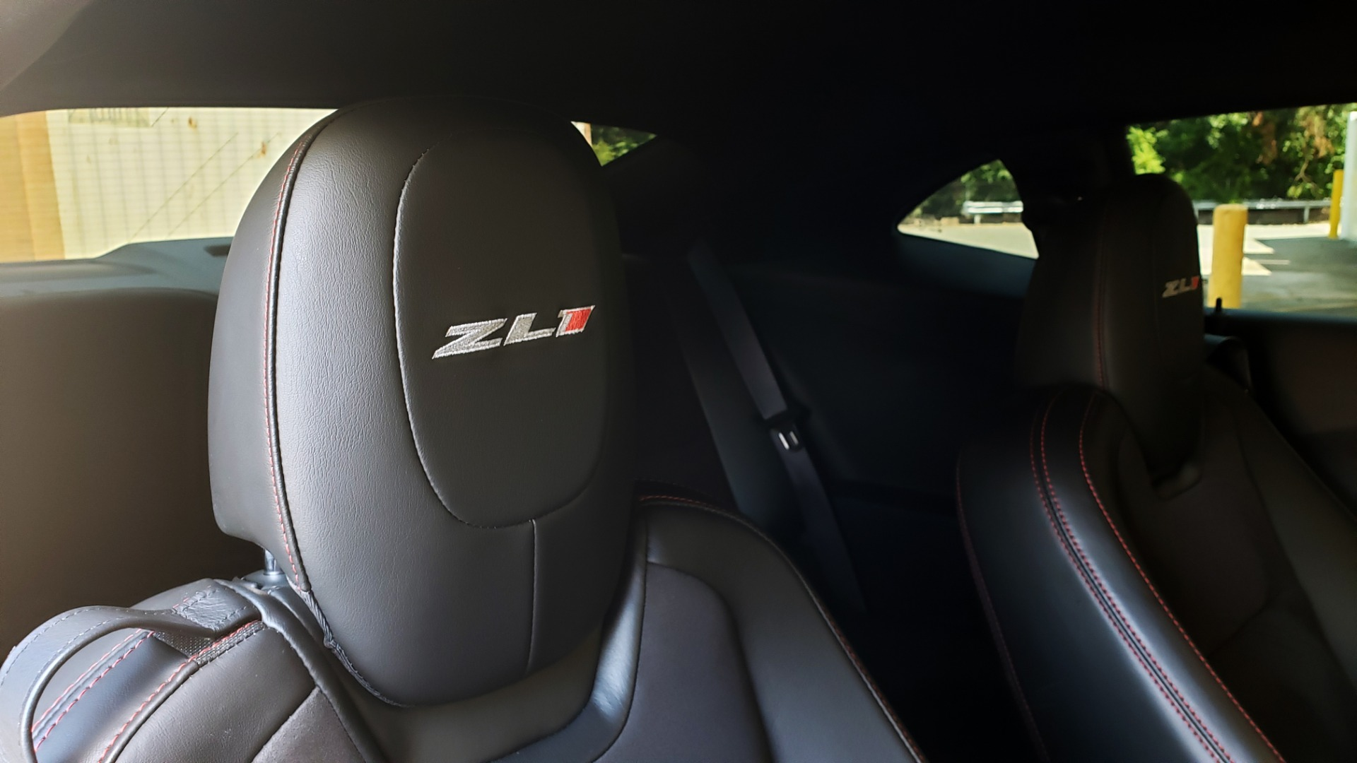 Used 2013 Chevrolet CAMARO ZL1 / 6.2L SUPERCHARGED 580HP / 6-SPD AUTO / NAV / REARVIEW for sale Sold at Formula Imports in Charlotte NC 28227 80