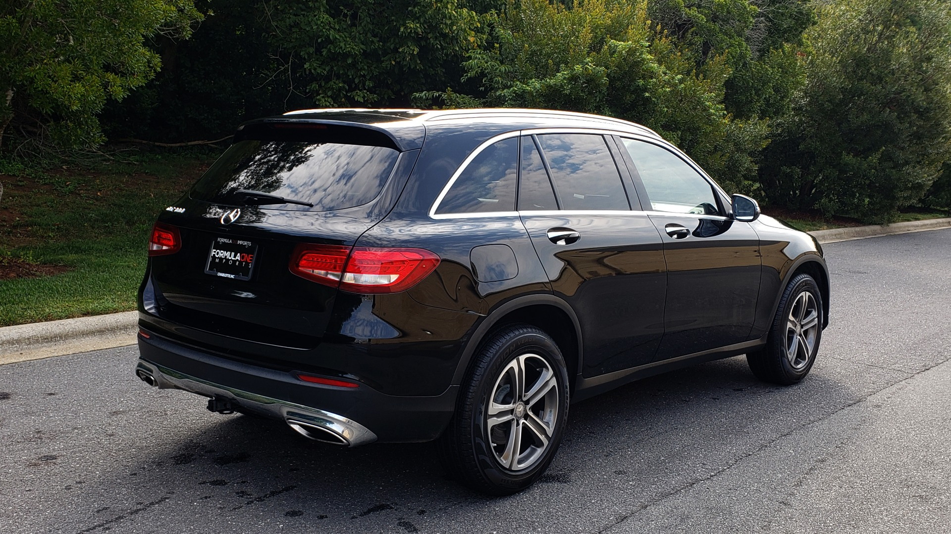 Used 2016 Mercedes-Benz GLC 300 / PANO-ROOF / HEATED SEATS / REARVIEW / NEW TIRES for sale Sold at Formula Imports in Charlotte NC 28227 6