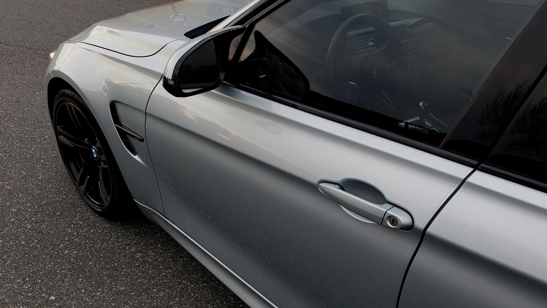 Used 2015 BMW M3 EXECUTIVE PKG / NAV / CAMERA / HUD / CARBON FIBER ROOF for sale Sold at Formula Imports in Charlotte NC 28227 25