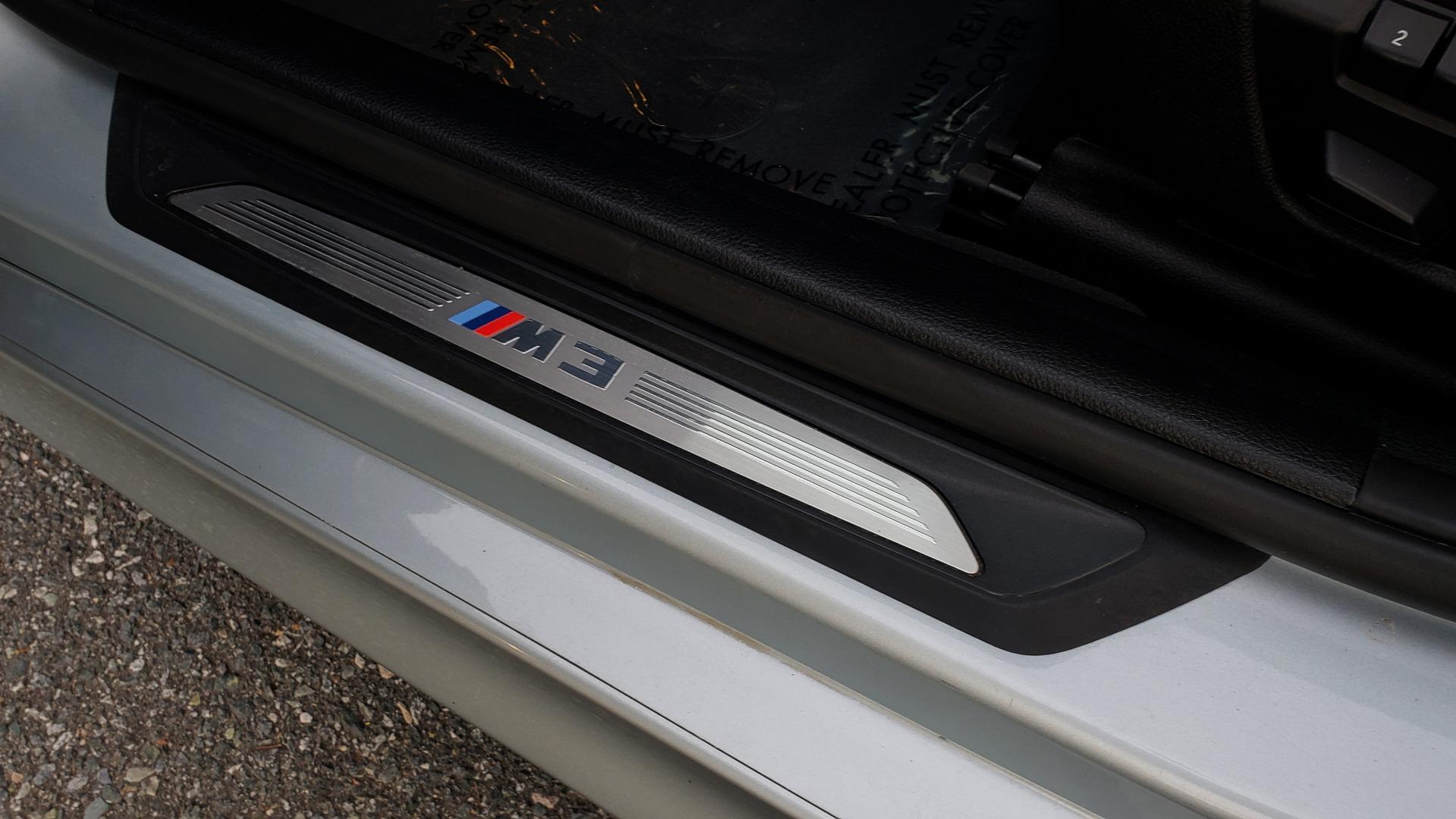 Used 2015 BMW M3 EXECUTIVE PKG / NAV / CAMERA / HUD / CARBON FIBER ROOF for sale Sold at Formula Imports in Charlotte NC 28227 51