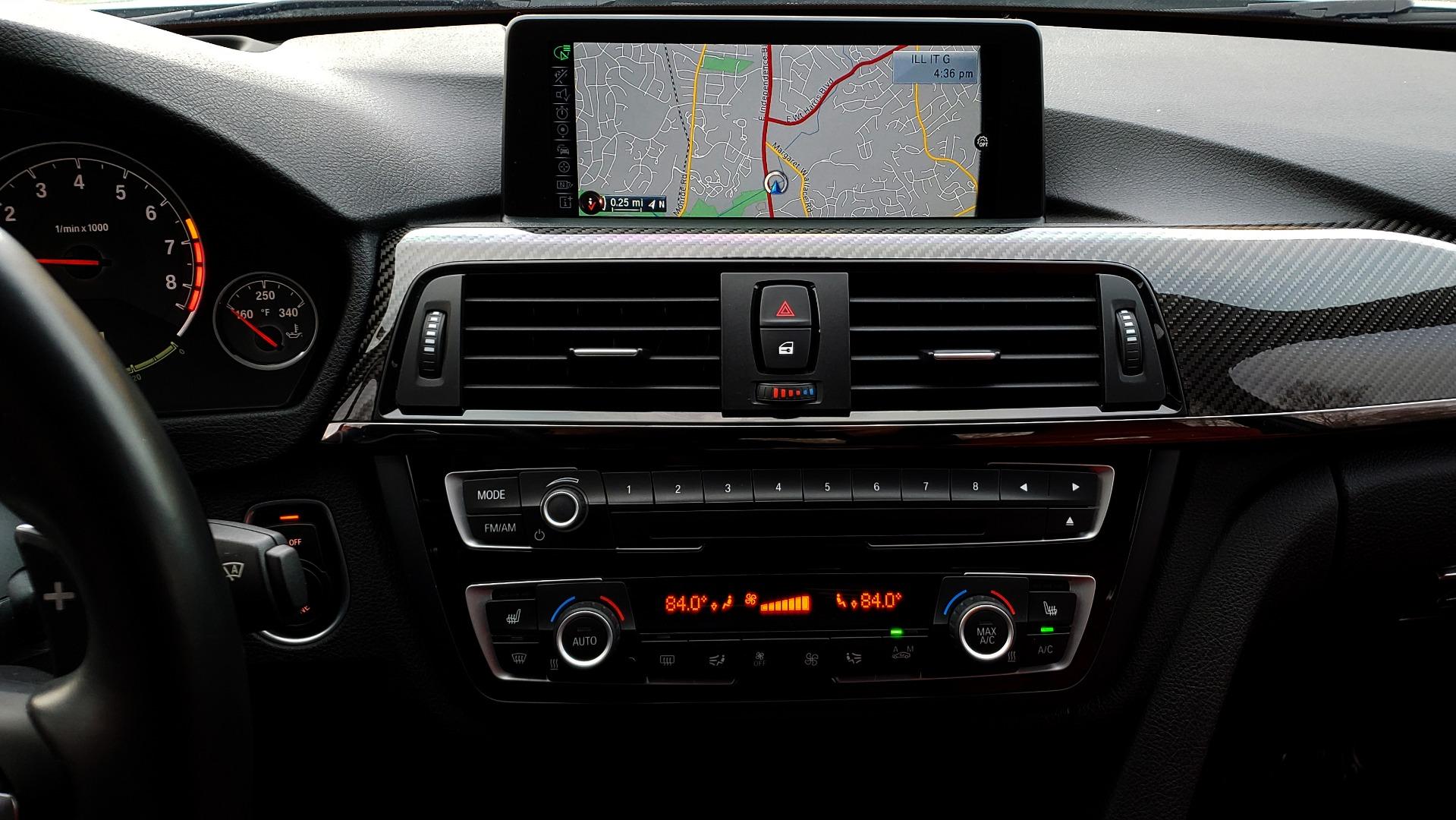 Used 2015 BMW M3 EXECUTIVE PKG / NAV / CAMERA / HUD / CARBON FIBER ROOF for sale Sold at Formula Imports in Charlotte NC 28227 57