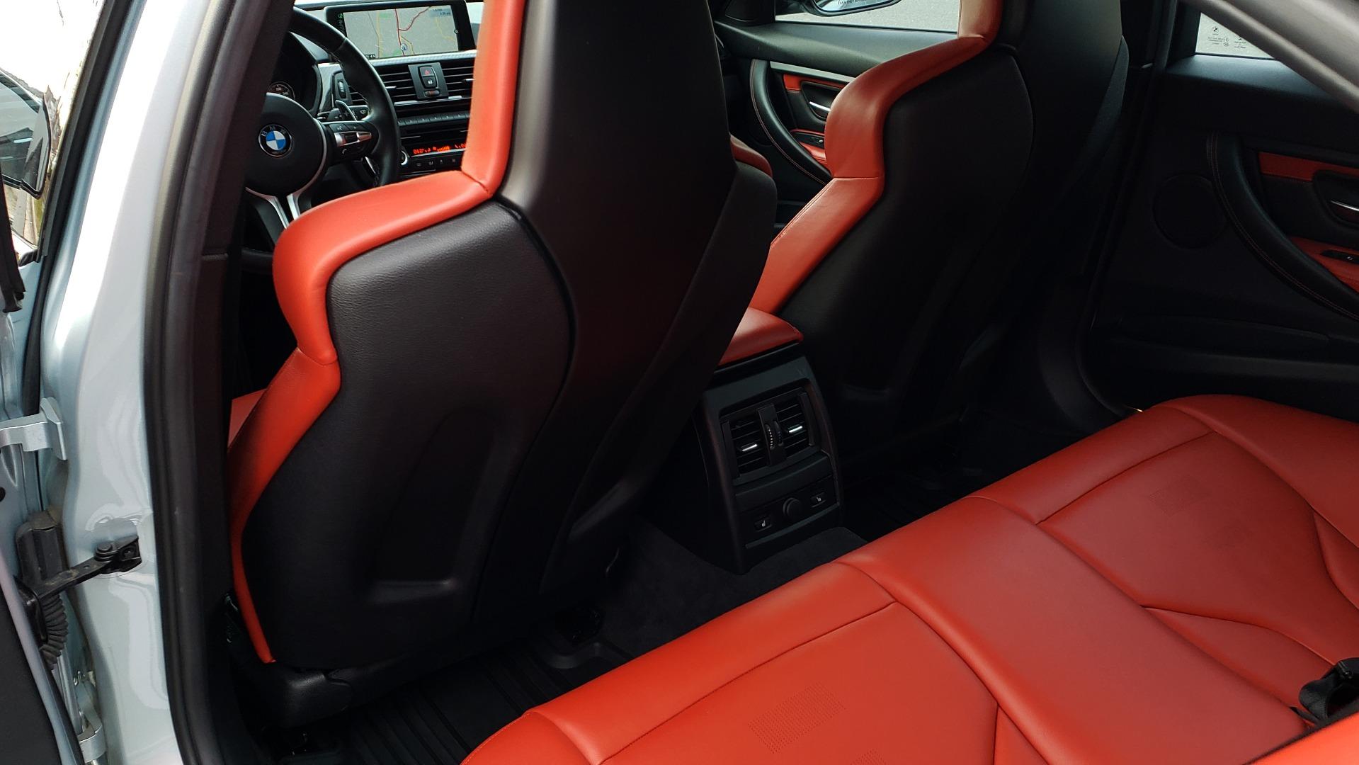 Used 2015 BMW M3 EXECUTIVE PKG / NAV / CAMERA / HUD / CARBON FIBER ROOF for sale Sold at Formula Imports in Charlotte NC 28227 73