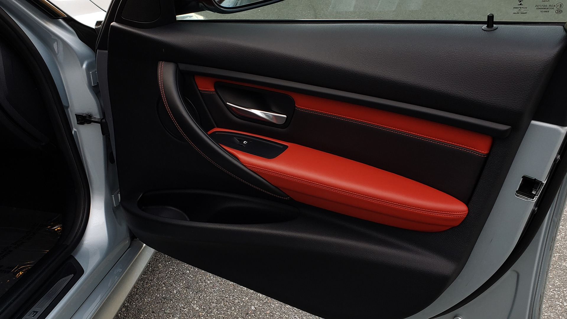 Used 2015 BMW M3 EXECUTIVE PKG / NAV / CAMERA / HUD / CARBON FIBER ROOF for sale Sold at Formula Imports in Charlotte NC 28227 75