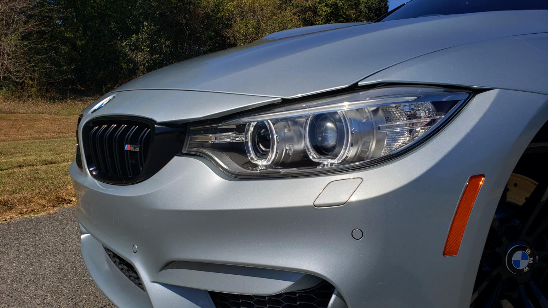 Used 2015 BMW M3 EXECUTIVE PKG / NAV / CAMERA / HUD / CARBON FIBER ROOF for sale Sold at Formula Imports in Charlotte NC 28227 8