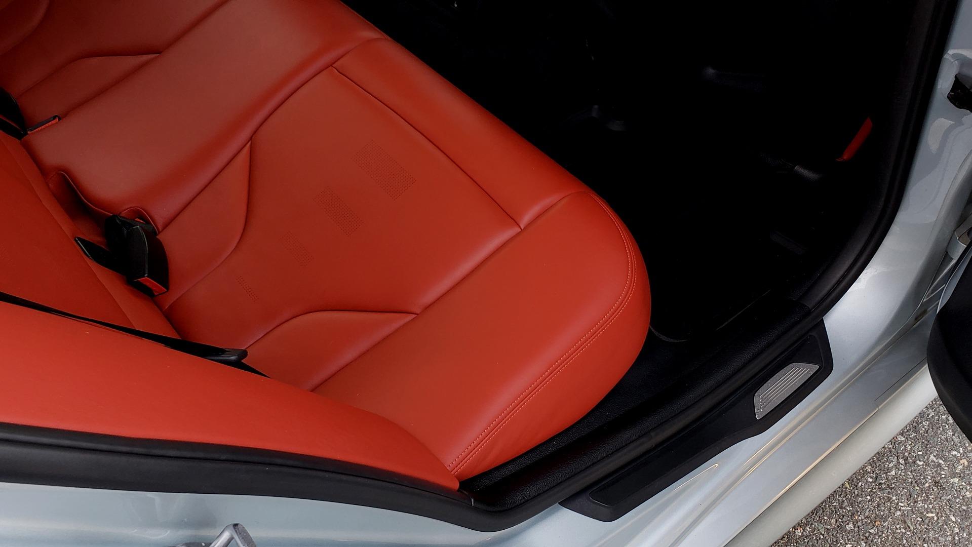 Used 2015 BMW M3 EXECUTIVE PKG / NAV / CAMERA / HUD / CARBON FIBER ROOF for sale Sold at Formula Imports in Charlotte NC 28227 83