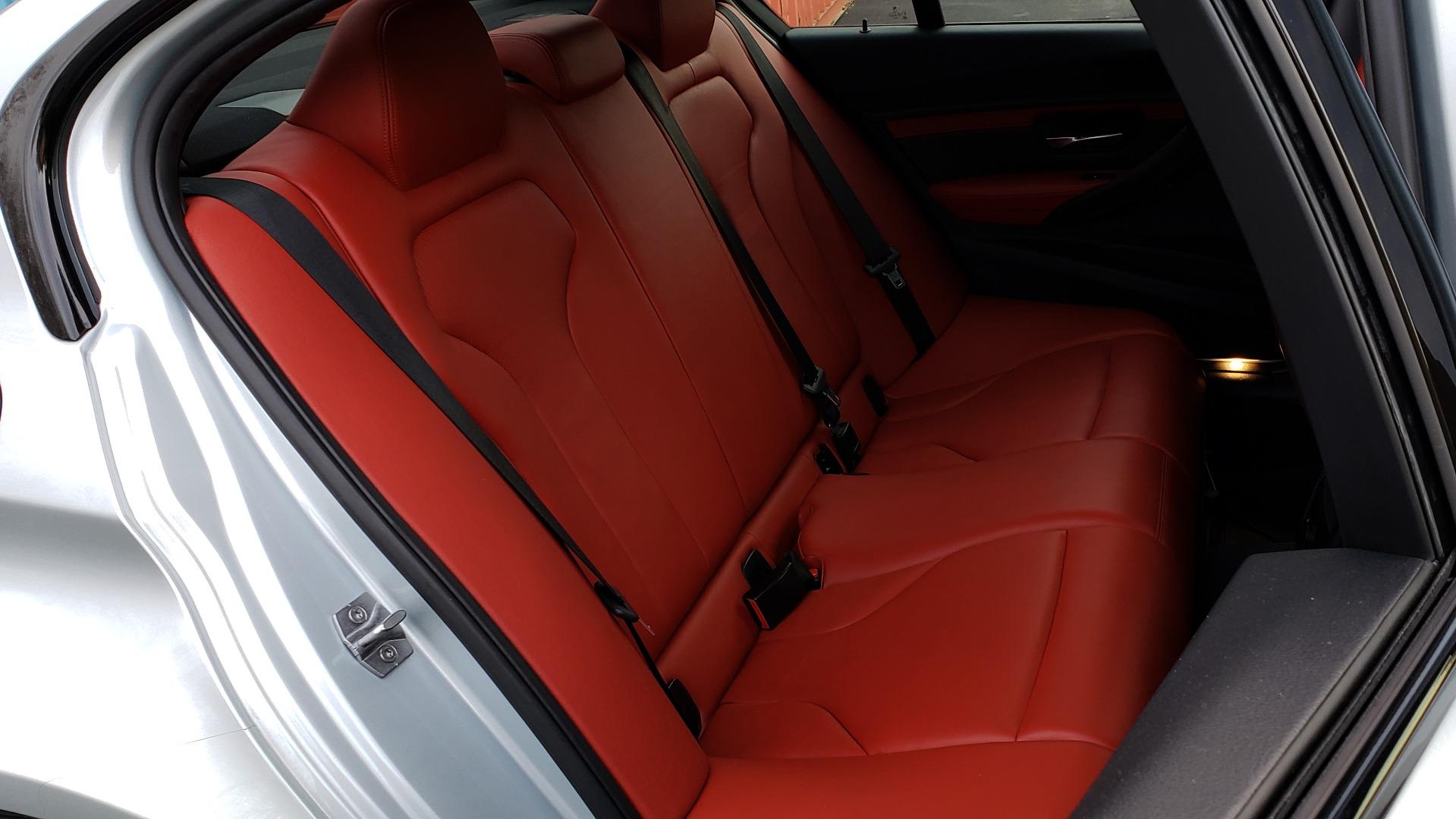 Used 2015 BMW M3 EXECUTIVE PKG / NAV / CAMERA / HUD / CARBON FIBER ROOF for sale Sold at Formula Imports in Charlotte NC 28227 84