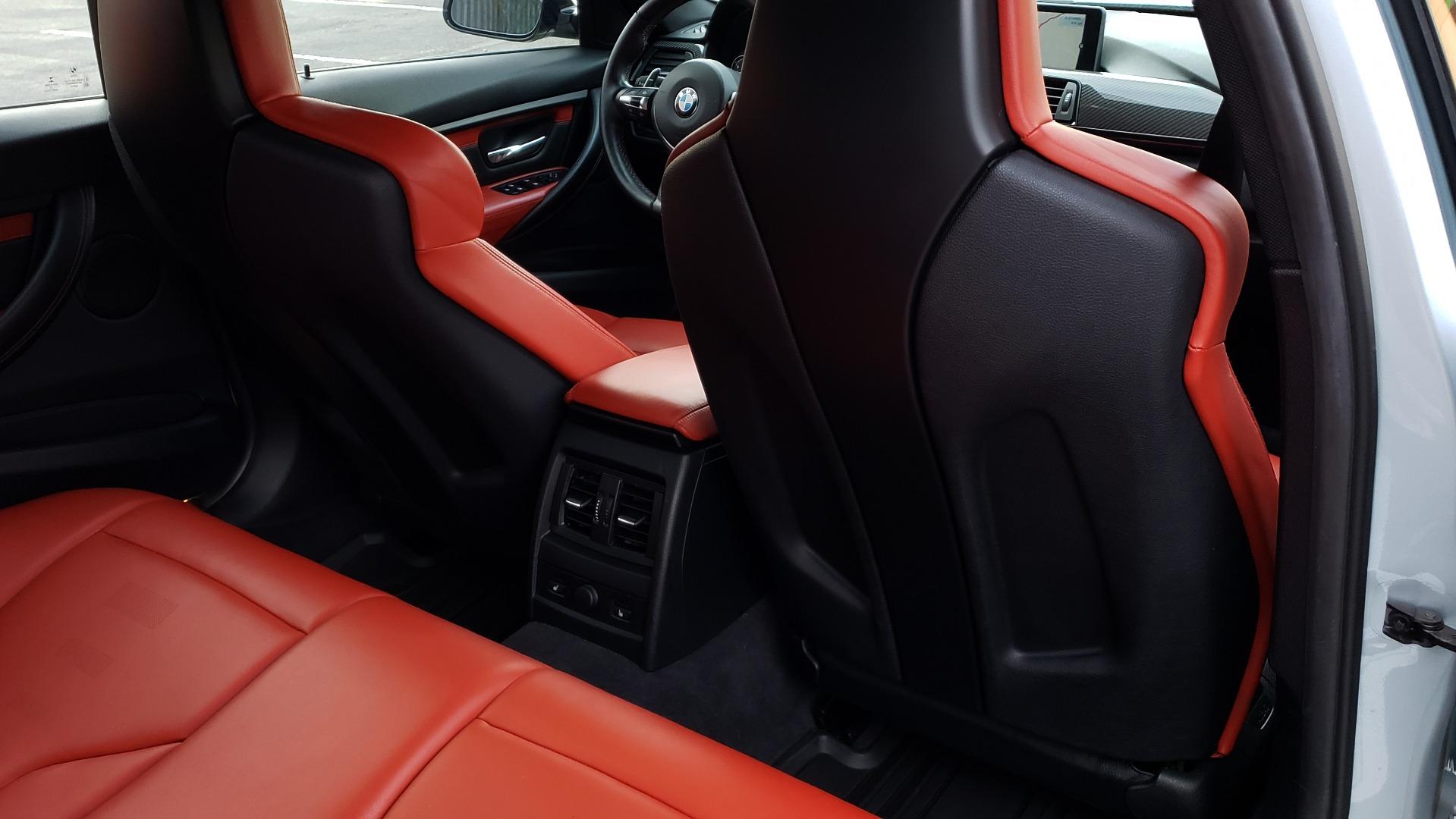 Used 2015 BMW M3 EXECUTIVE PKG / NAV / CAMERA / HUD / CARBON FIBER ROOF for sale Sold at Formula Imports in Charlotte NC 28227 85