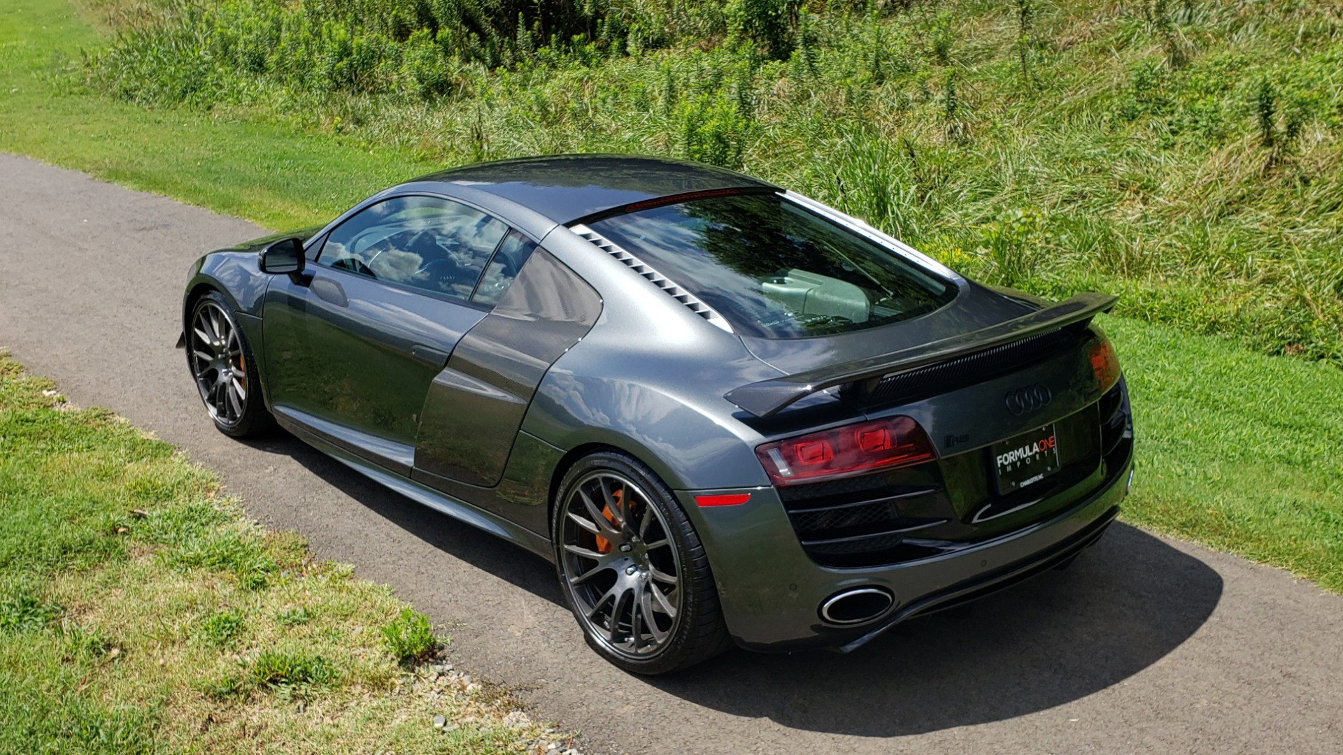 Used 2010 Audi R8 5.2L V10 SUPERCHARGED / AWD / COUPE / CUSTOM TUNED for sale $82,795 at Formula Imports in Charlotte NC 28227 10