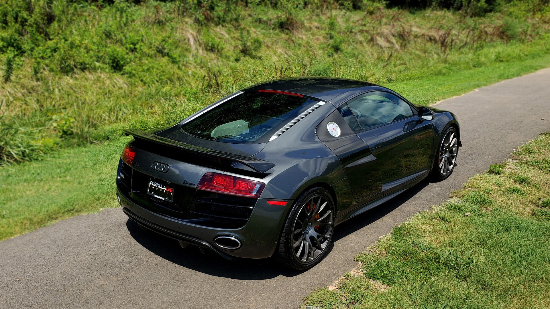 Used 2010 Audi R8 5.2L V10 SUPERCHARGED / AWD / COUPE / CUSTOM TUNED for sale $82,795 at Formula Imports in Charlotte NC 28227 11