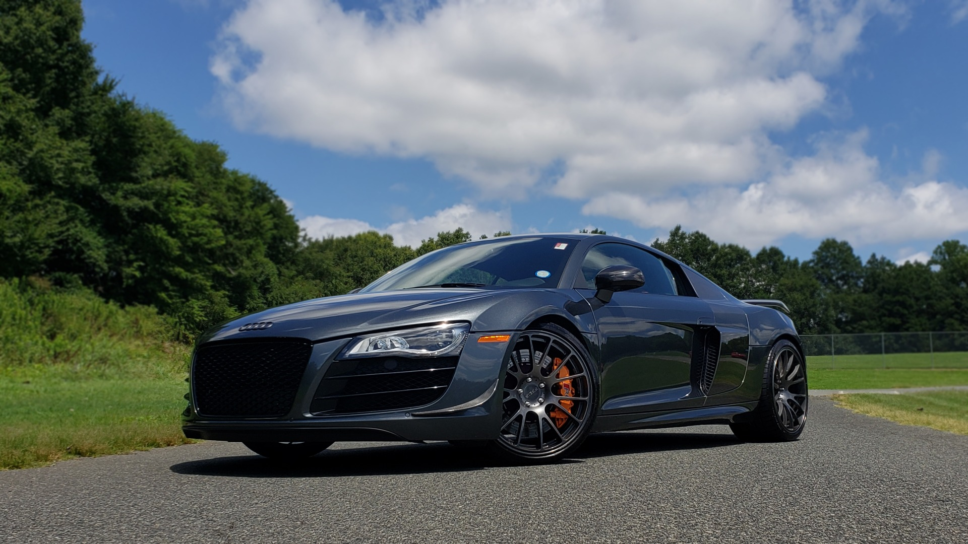 Used 2010 Audi R8 5.2L for sale $89,999 at Formula Imports in Charlotte NC 28227 2