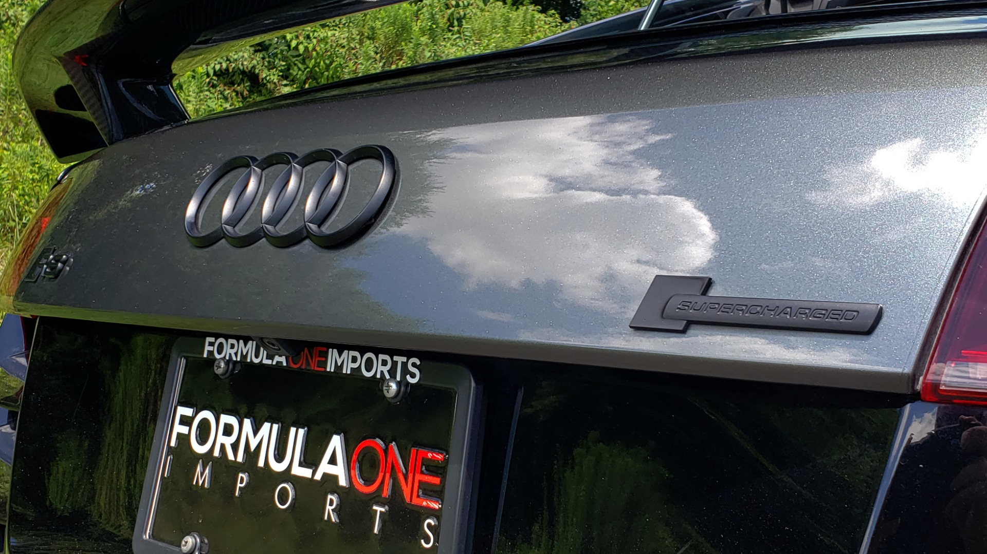 Used 2010 Audi R8 5.2L V10 SUPERCHARGED / AWD / COUPE / CUSTOM TUNED for sale $82,795 at Formula Imports in Charlotte NC 28227 34