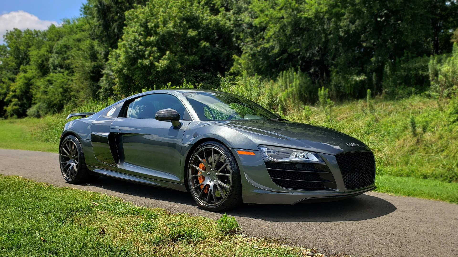Used 2010 Audi R8 5.2L V10 SUPERCHARGED / AWD / COUPE / CUSTOM TUNED for sale $82,795 at Formula Imports in Charlotte NC 28227 6
