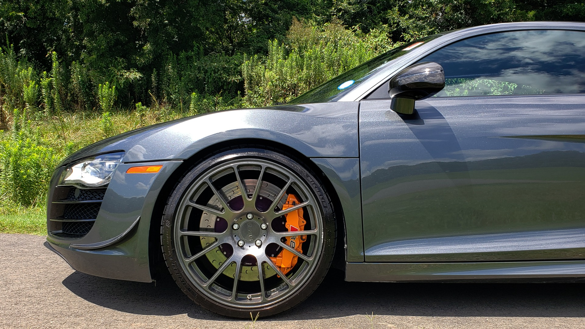 Used 2010 Audi R8 5.2L for sale $89,999 at Formula Imports in Charlotte NC 28227 77