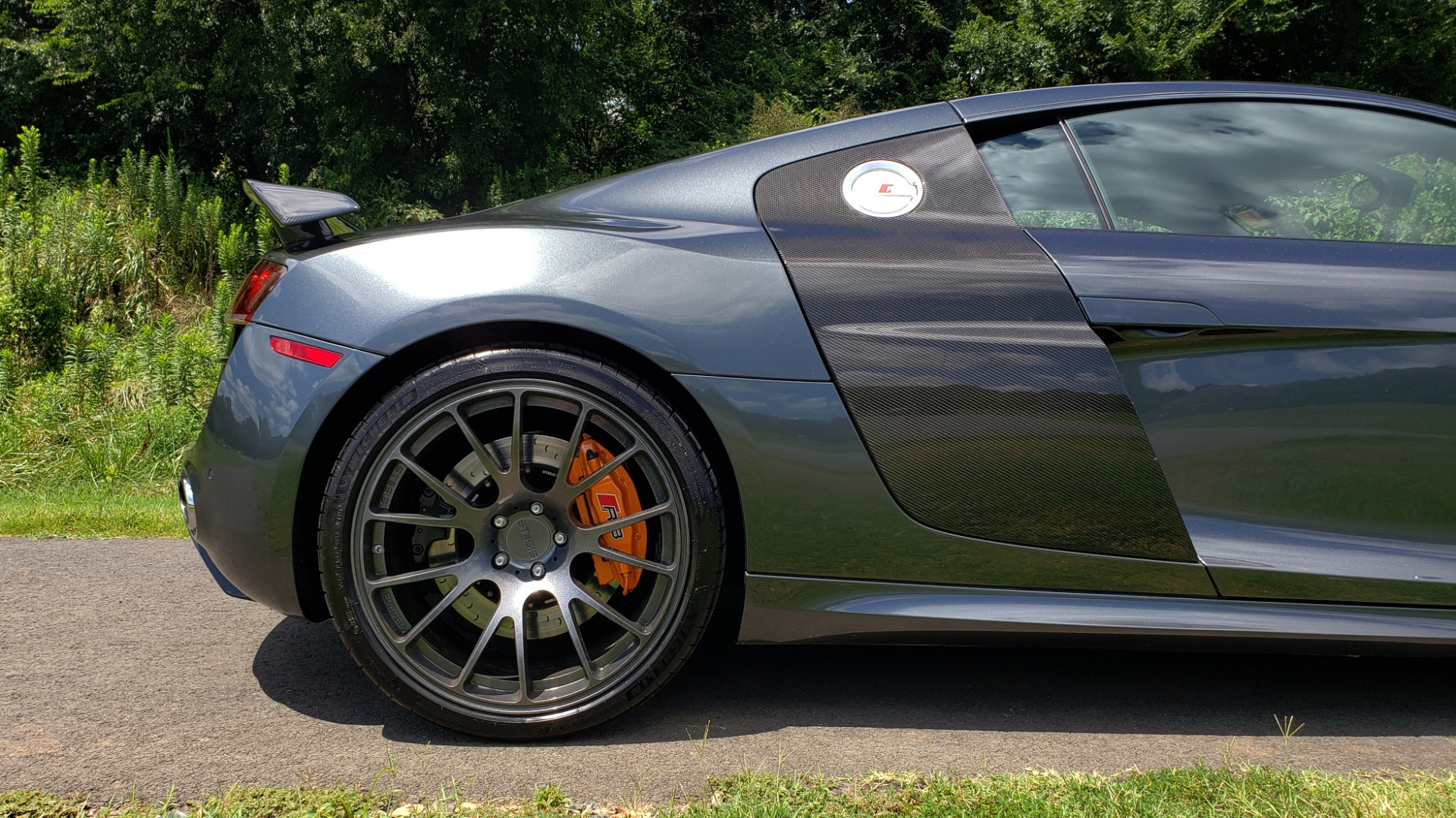 Used 2010 Audi R8 5.2L for sale $89,999 at Formula Imports in Charlotte NC 28227 79