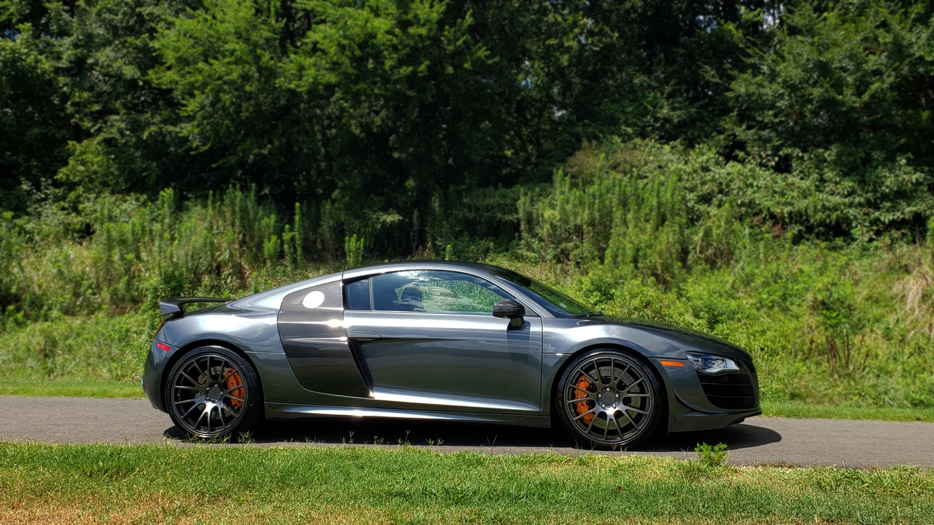 Used 2010 Audi R8 5.2L V10 SUPERCHARGED / AWD / COUPE / CUSTOM TUNED for sale $82,795 at Formula Imports in Charlotte NC 28227 8