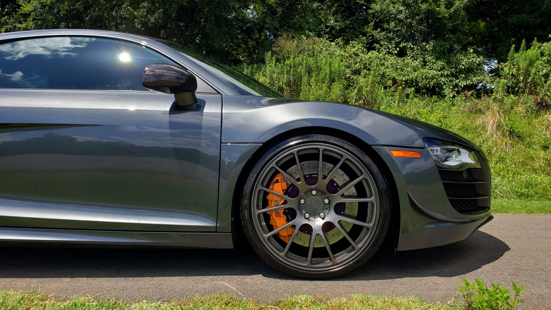 Used 2010 Audi R8 5.2L for sale $89,999 at Formula Imports in Charlotte NC 28227 80