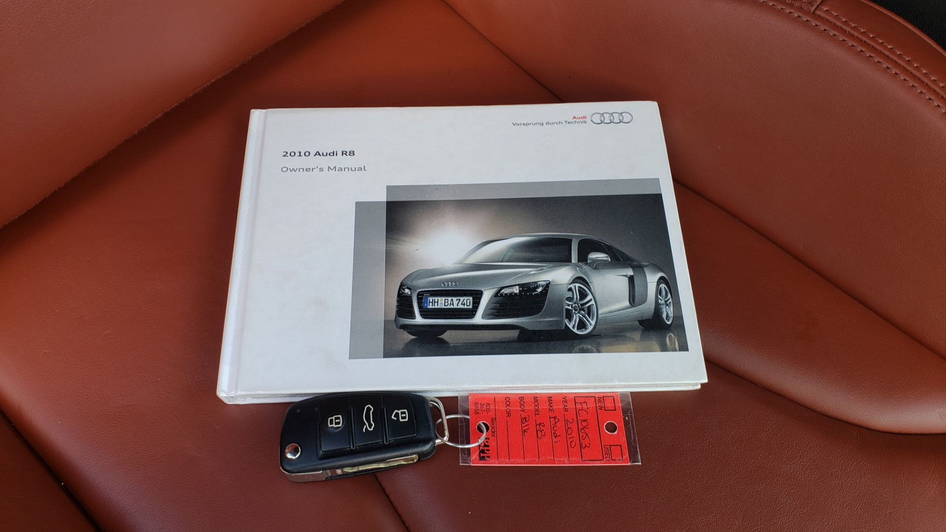 Used 2010 Audi R8 5.2L for sale $89,999 at Formula Imports in Charlotte NC 28227 81