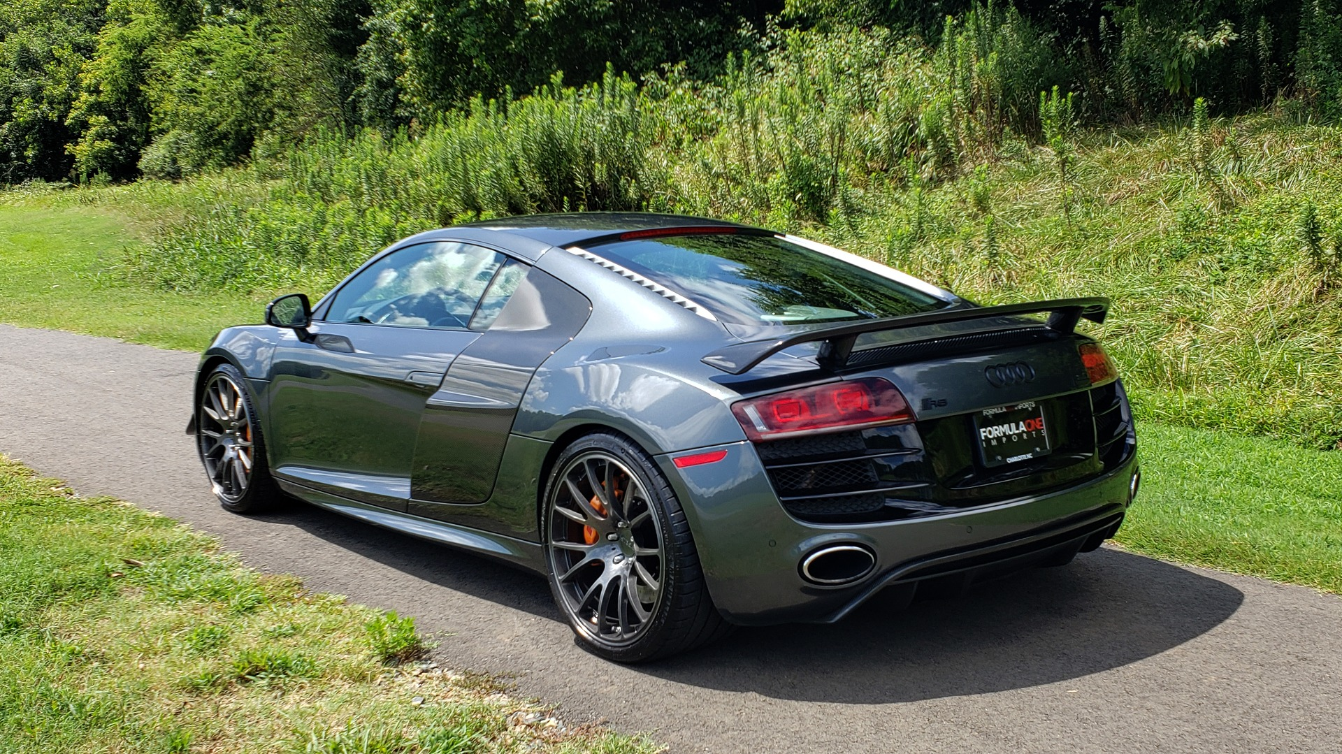 Used 2010 Audi R8 5.2L for sale $89,999 at Formula Imports in Charlotte NC 28227 9