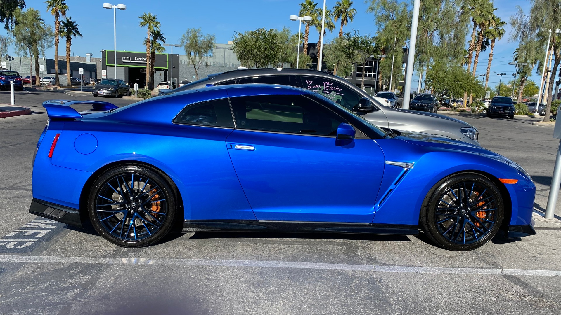 Used 2020 Nissan GT-R Premium for sale Sold at Formula Imports in Charlotte NC 28227 25