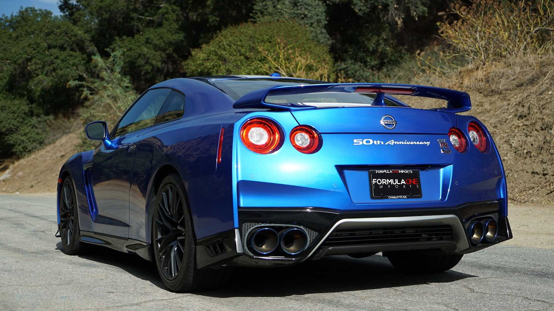 Used 2020 Nissan GT-R 50TH ANNY EDITION/ 3.8L TT V6 / AWD / NAV / BOSE / REARVIEW for sale Sold at Formula Imports in Charlotte NC 28227 6