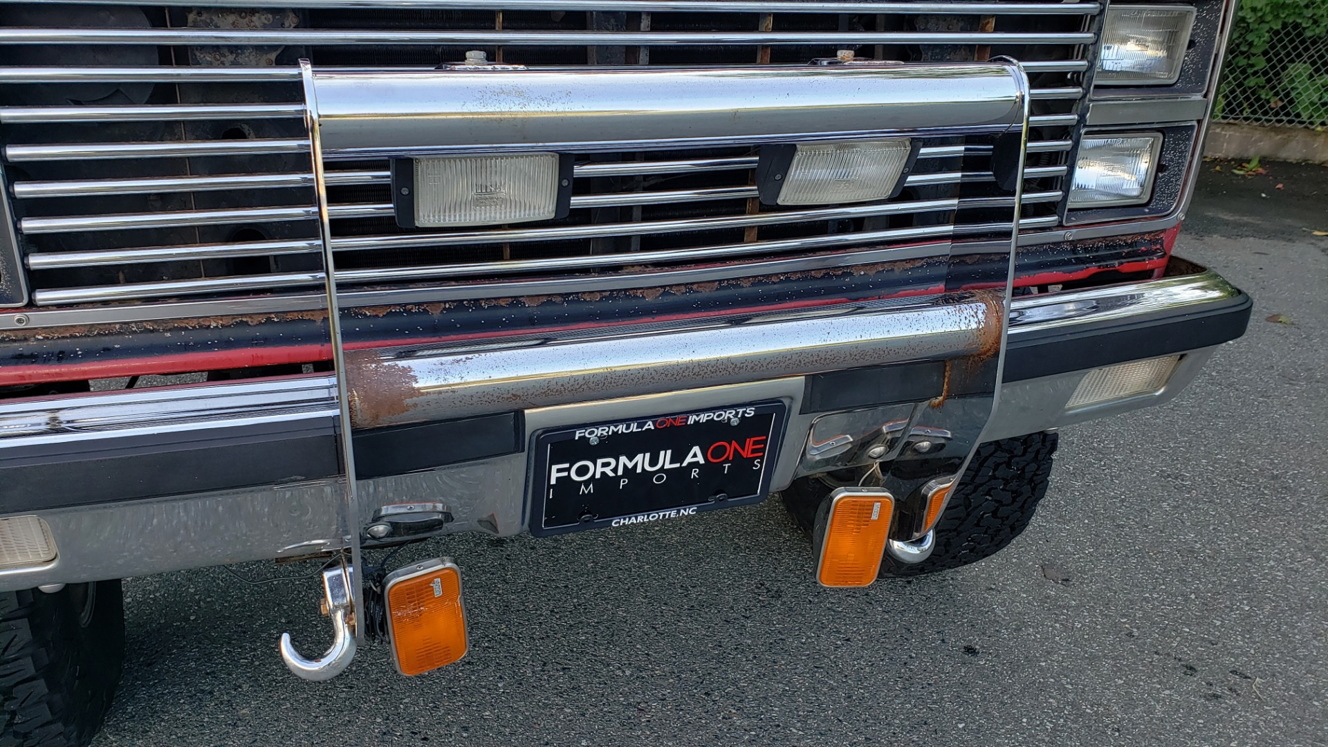 Used 1981 GMC JIMMY K1500 4X4 / 5.0L V8 / AUTO / LIFTED / REMOVABLE TOP for sale $19,495 at Formula Imports in Charlotte NC 28227 9