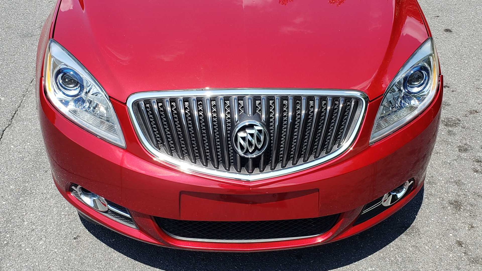 Used 2016 Buick VERANO SPORT TOURING / SUNROOF / HTD STS / 18IN WHEELS / REARVIEW for sale Sold at Formula Imports in Charlotte NC 28227 16