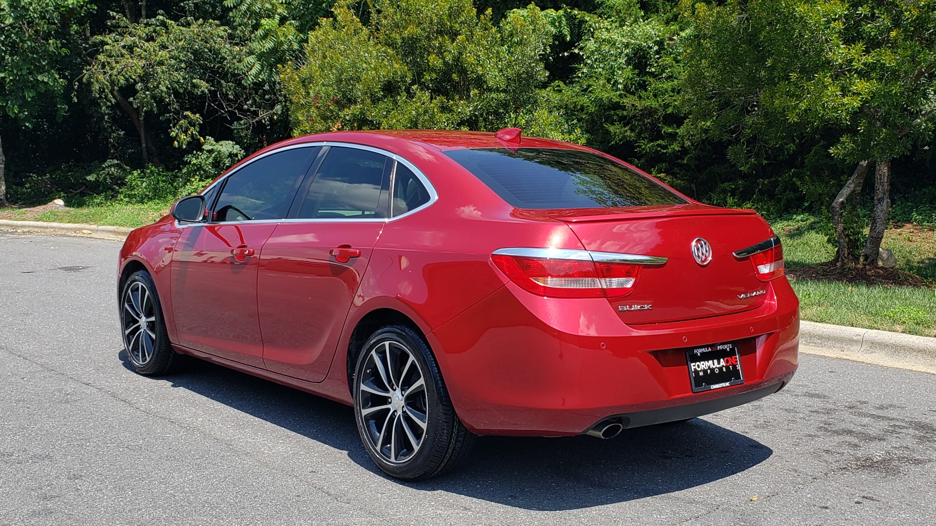 Used 2016 Buick VERANO SPORT TOURING / SUNROOF / HTD STS / 18IN WHEELS / REARVIEW for sale Sold at Formula Imports in Charlotte NC 28227 3