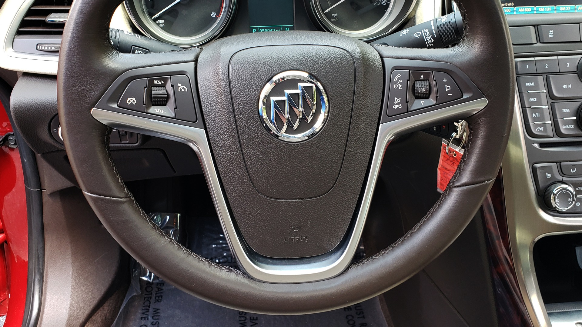 Used 2016 Buick VERANO SPORT TOURING / SUNROOF / HTD STS / 18IN WHEELS / REARVIEW for sale Sold at Formula Imports in Charlotte NC 28227 37