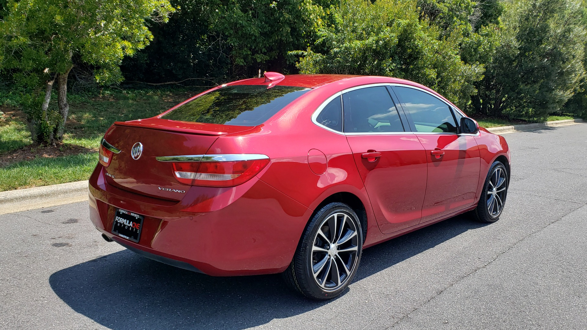 Used 2016 Buick VERANO SPORT TOURING / SUNROOF / HTD STS / 18IN WHEELS / REARVIEW for sale Sold at Formula Imports in Charlotte NC 28227 7