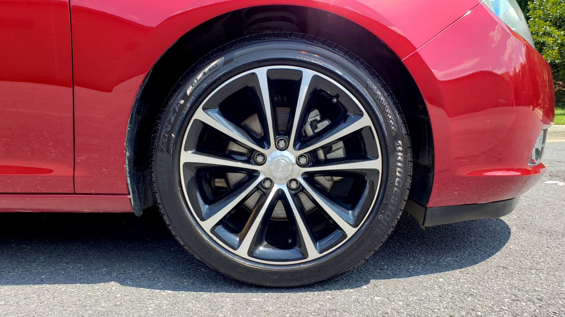 Used 2016 Buick VERANO SPORT TOURING / SUNROOF / HTD STS / 18IN WHEELS / REARVIEW for sale Sold at Formula Imports in Charlotte NC 28227 75