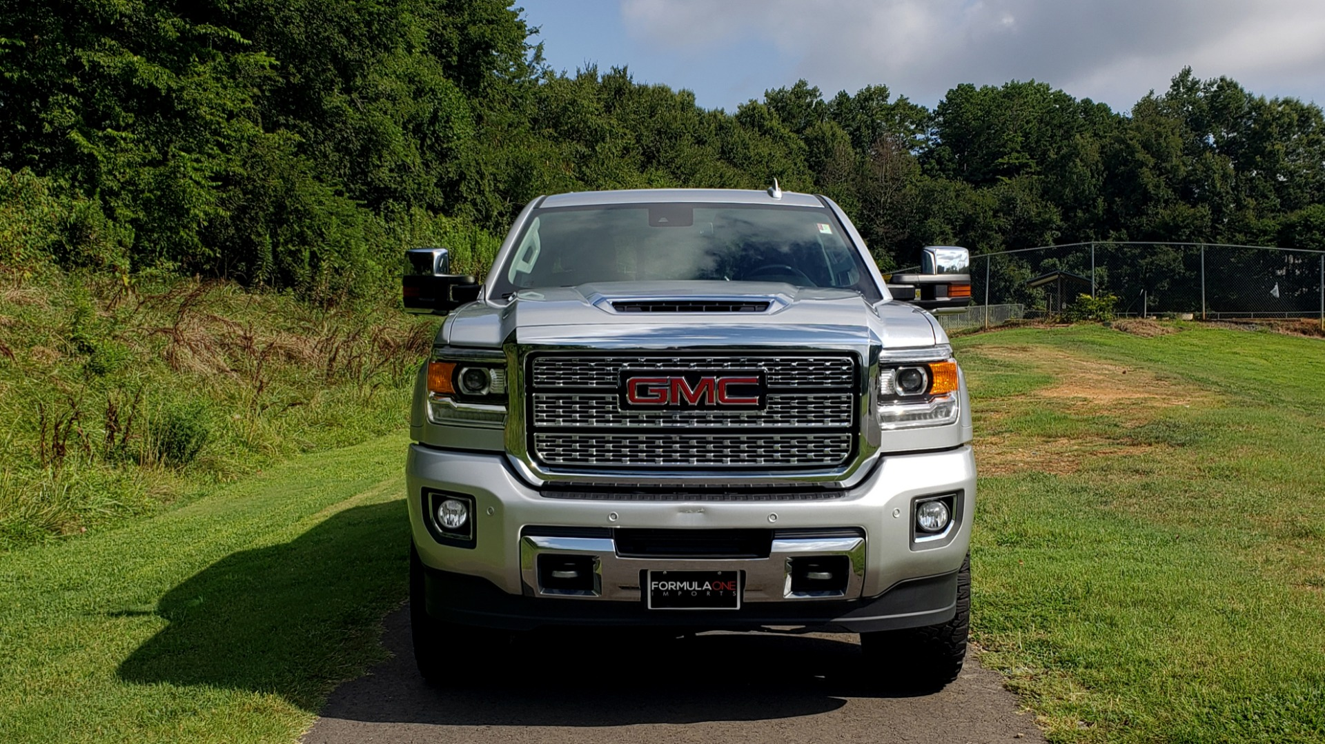 Used 2018 GMC SIERRA 2500HD DENALI 4WD / 6.6L DURAMAX / NAV / SUNROOF / BOSE / REARVIEW for sale Sold at Formula Imports in Charlotte NC 28227 7