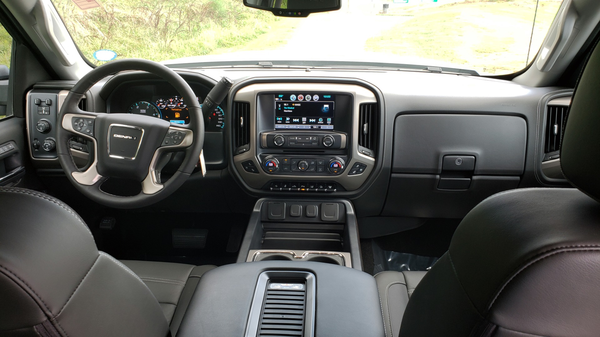 Used 2018 GMC SIERRA 2500HD DENALI 4WD / 6.6L DURAMAX / NAV / SUNROOF / BOSE / REARVIEW for sale Sold at Formula Imports in Charlotte NC 28227 86