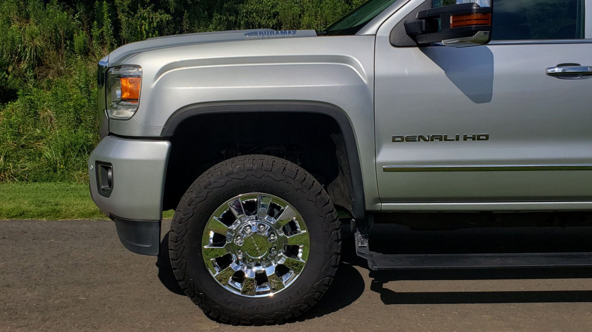 Used 2018 GMC SIERRA 2500HD DENALI 4WD / 6.6L DURAMAX / NAV / SUNROOF / BOSE / REARVIEW for sale Sold at Formula Imports in Charlotte NC 28227 88