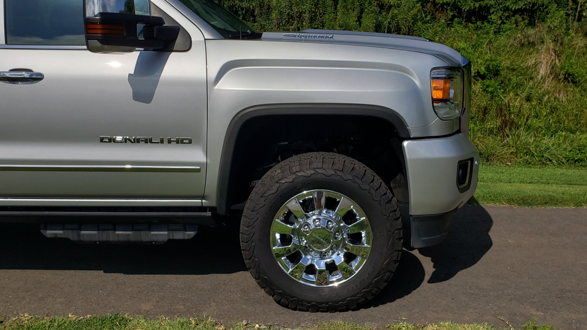 Used 2018 GMC SIERRA 2500HD DENALI 4WD / 6.6L DURAMAX / NAV / SUNROOF / BOSE / REARVIEW for sale Sold at Formula Imports in Charlotte NC 28227 91