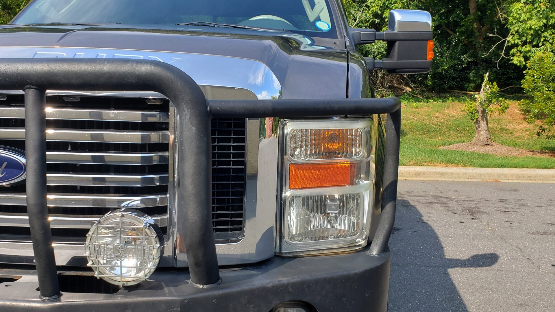 Used 2008 Ford Super Duty F-250 SRW Lariat for sale Sold at Formula Imports in Charlotte NC 28227 17