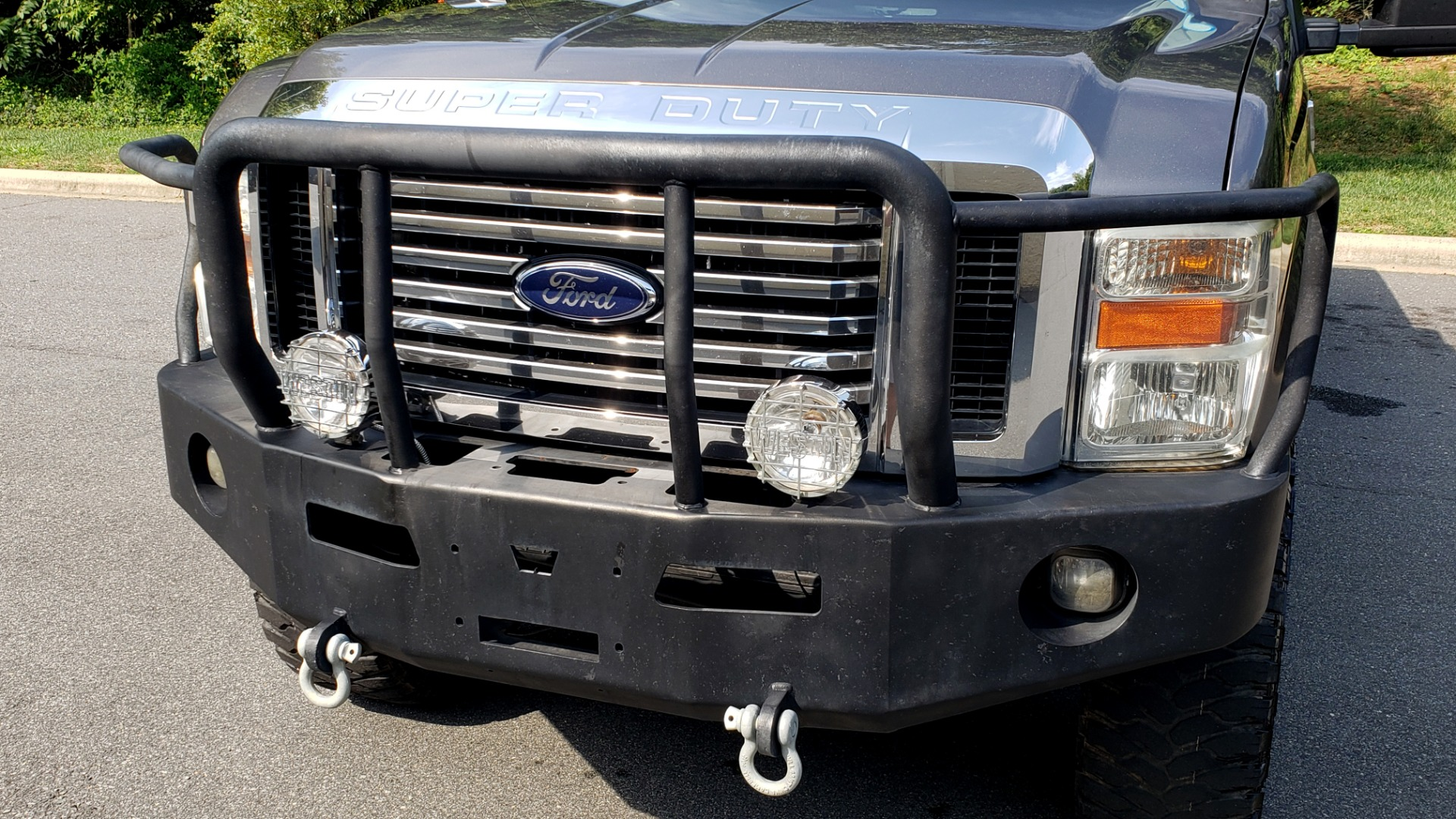 Used 2008 Ford Super Duty F-250 SRW Lariat for sale Sold at Formula Imports in Charlotte NC 28227 18