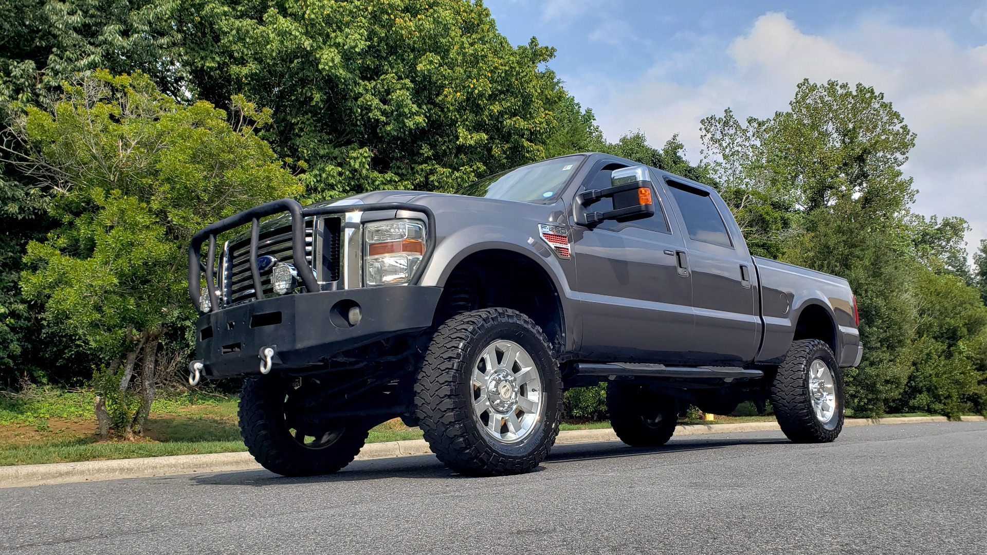 Used 2008 Ford Super Duty F-250 SRW Lariat for sale Sold at Formula Imports in Charlotte NC 28227 2