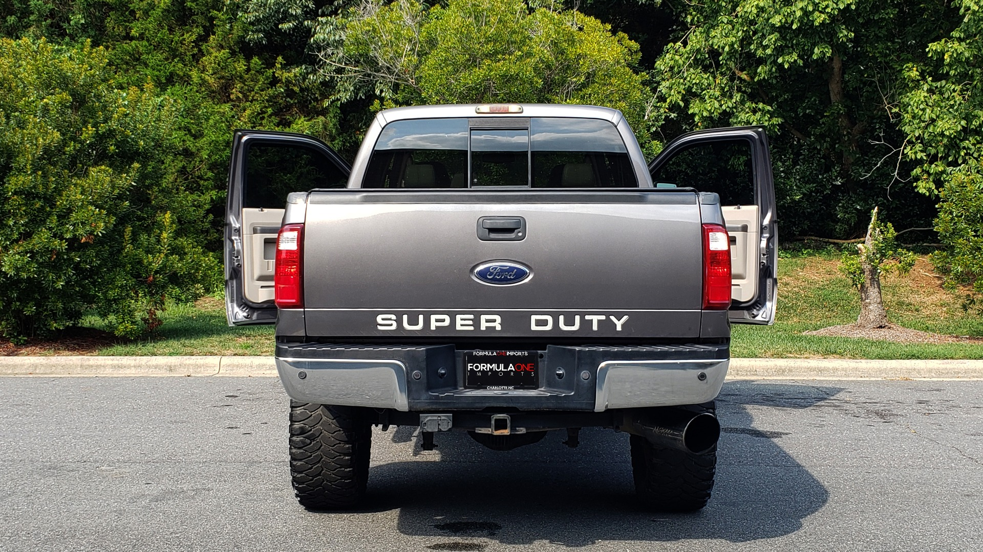 Used 2008 Ford Super Duty F-250 SRW Lariat for sale Sold at Formula Imports in Charlotte NC 28227 23