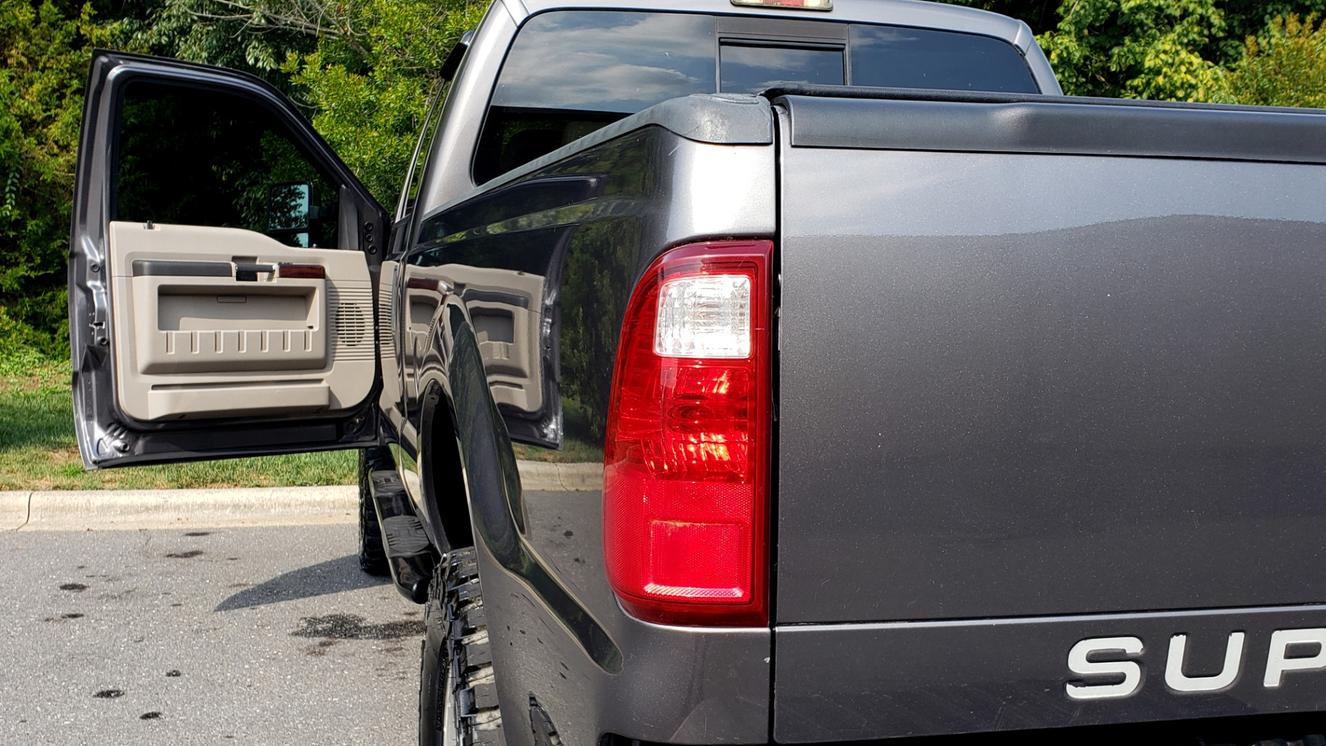 Used 2008 Ford Super Duty F-250 SRW Lariat for sale Sold at Formula Imports in Charlotte NC 28227 24
