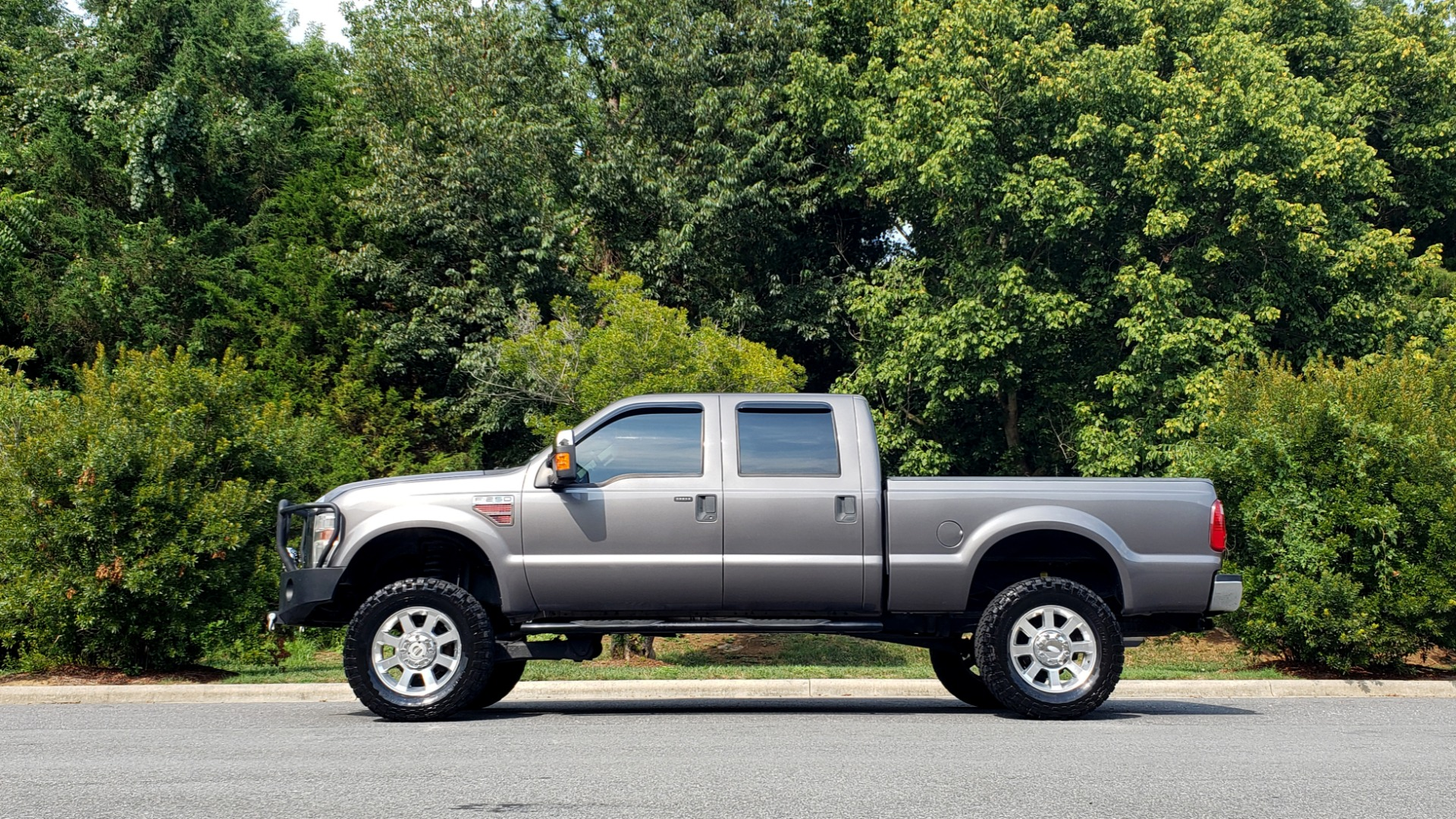 Used 2008 Ford Super Duty F-250 SRW Lariat for sale Sold at Formula Imports in Charlotte NC 28227 3