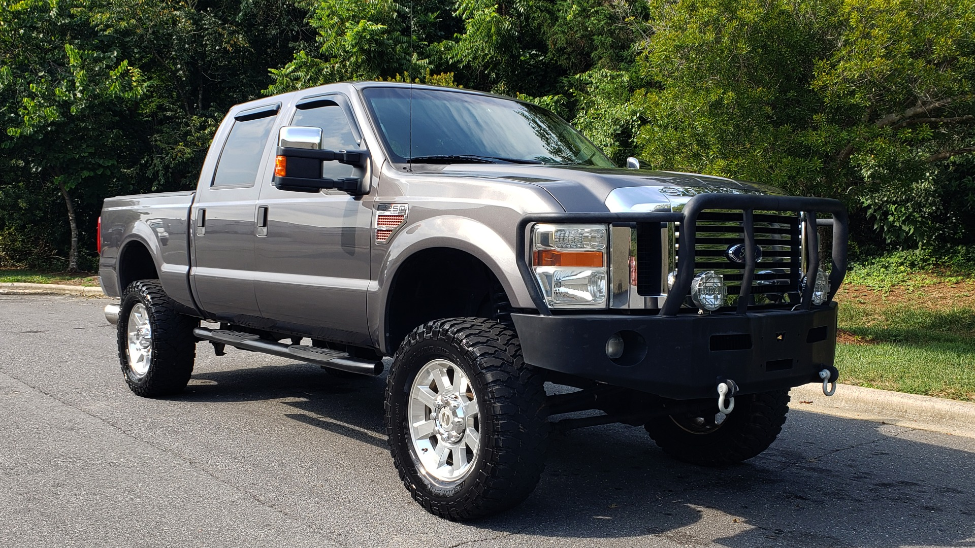 Used 2008 Ford Super Duty F-250 SRW Lariat for sale Sold at Formula Imports in Charlotte NC 28227 5