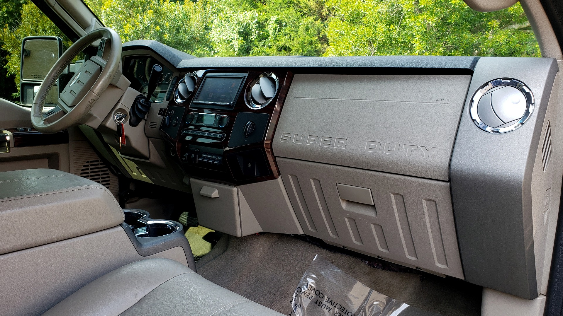 Used 2008 Ford Super Duty F-250 SRW Lariat for sale Sold at Formula Imports in Charlotte NC 28227 58