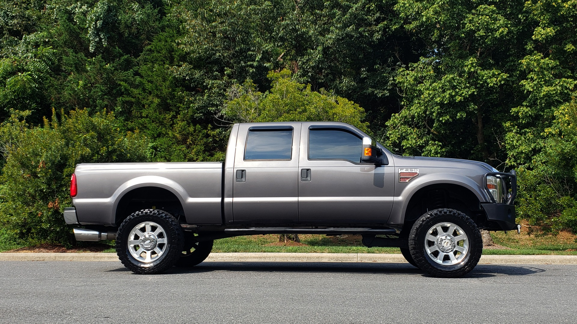 Used 2008 Ford Super Duty F-250 SRW Lariat for sale Sold at Formula Imports in Charlotte NC 28227 6